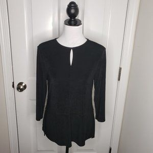 Travelers by Chico's Black Top